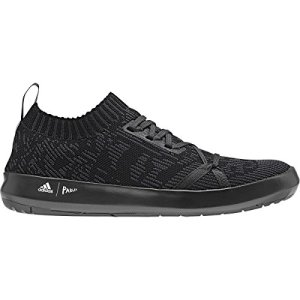 adidas Men's Terrex Boat DLX Parley Shoes Black/Carbon/Chalk