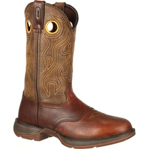 Durango Men's DB5468 Western Boot, Sunset Velocity/Trail Brown, 10.5 2E US