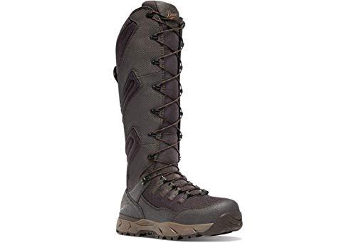 """Danner Men's Vital Snake Boot 17"""", Brown"""