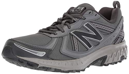 New Balance Men's Cushioning Trail Running Shoe, Castlerock/Phantom