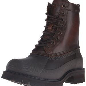 FRYE Men's Alaska Lace Up, Whiskey/Multi