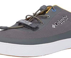 Columbia PFG Men's Dorado CVO PFG Boat Shoe, Ti Grey Steel