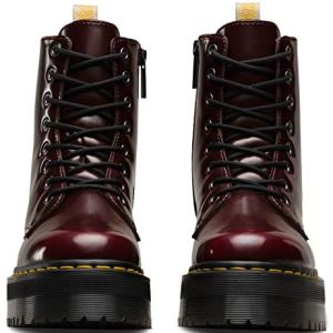 Dr Martens Unisex Jadon Vegan Quad Cambridge Brush Boots