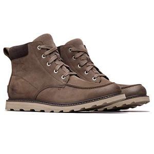 Sorel - Men's Madson Moc Toe Waterproof Boot, All-Weather Footwear
