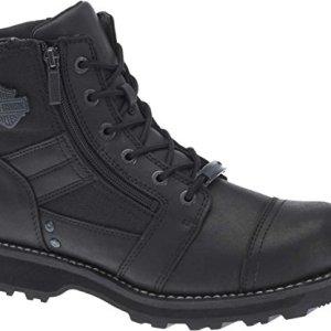 Harley-davidson Men's Bonham Work Boot, Black