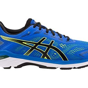 ASICS Men's Running Shoes, 10M, Illusion Blue/Black