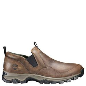 Timberland Men's Mt. Maddsen Slip On Hiking Shoe, Dark Brown