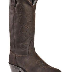 Old West Boots Men's Distress