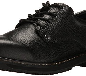 Dr. Scholl's Shoes Men's Harrington II Work Shoe, Black