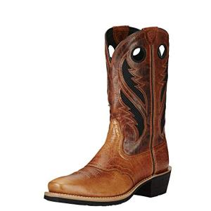 Ariat Men's Heritage Roughstock Venttek Western Cowboy Boot