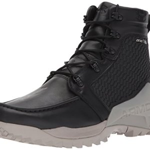 Under Armour Men's Field Ops GORE-TEX, Black (001)/Autumn Tan