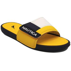 Nautica Mens Bower Slides Sandals
