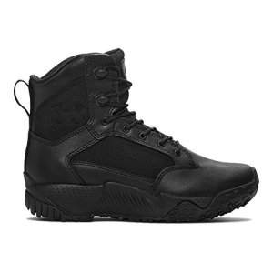 Under Armour Womens Stellar Military and Tactical Boot, Black
