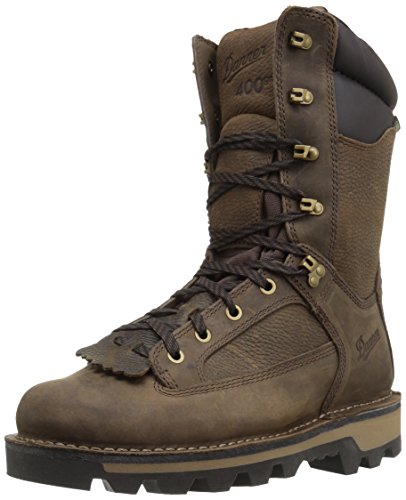 Danner Men's Powderhorn Insulated 400G Hunting Shoes, Brown