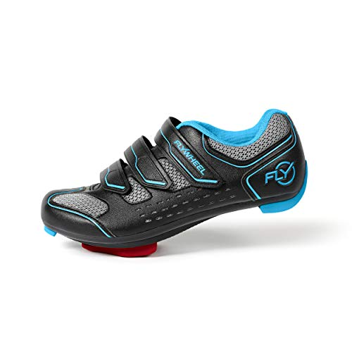 Flywheel Sports Indoor Cycling Shoe with LOOK Delta Cleats - Size 49 (US Men's 14)