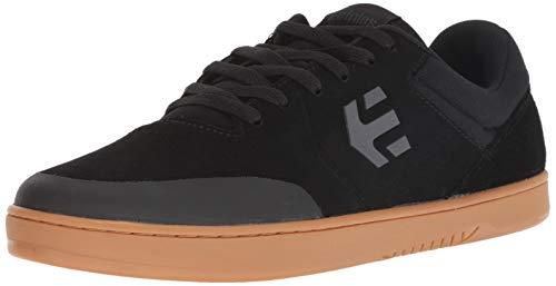 Etnies Men's Marana Skate Shoe, Black/Dark Grey/Gum