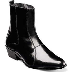 Stacy Adams Men's Santos Boot,Black