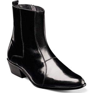 Stacy Adams Men's Santos Boot,Black