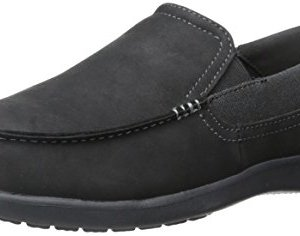 crocs Men's Santa Cruz 2 Luxe Leather M Slip-On Loafer