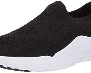 Speedo Mens Surf Knit Ultra Water Shoe, Black/White
