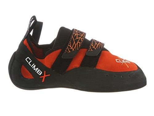 Climb X Rave Climbing Shoe with Free Climbing DVD