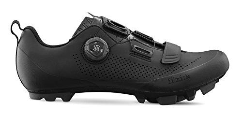 Fizik X5 Terra Cycling Footwear, Black, Size 44