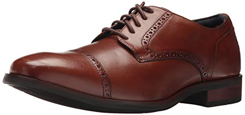 Cole Haan Men's Watson Dress Cap Toe Oxford, British Tan