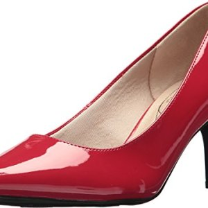 LifeStride Women's Sevyn Fire Red Exclusive