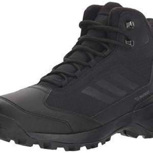 adidas outdoor Men's Terrex Heron MID CW CP, Black