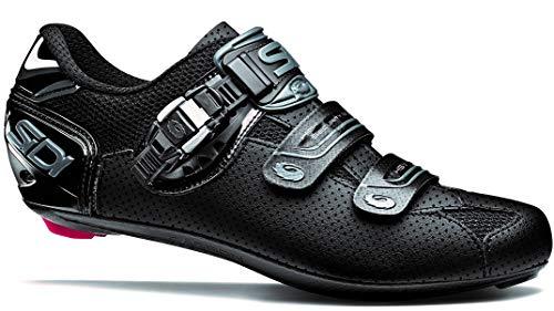 Genius 7 Air Shadow Carbon Road Cycling Shoes (42.0, Shadow Black)