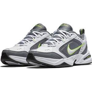 Nike Men's Air Monarch IV Cross Trainer, White-Cool Grey-Anthracite