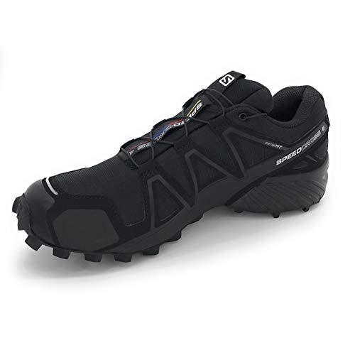 Salomon Men's Speedcross 4 Trail Runner, Black