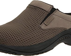 Merrell Men's Encore Bypass Slip-On Shoe,Gunsmoke
