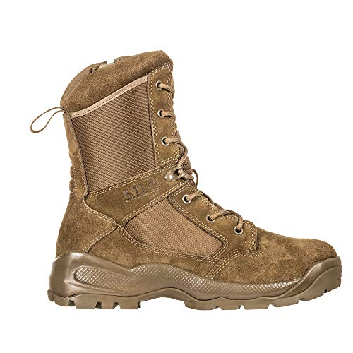 """5.11 Men's ATAC 2.0 8"""" Tactical Side Zip Military Boot, Style"""