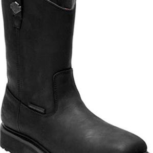 Harley-Davidson Men's Altman 10-In Waterproof Motorcycle Boots
