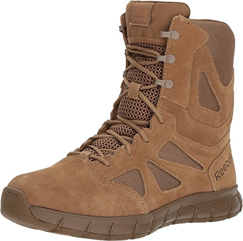 Reebok Work Men's Sublite Cushion Tactical Compliant Coyote