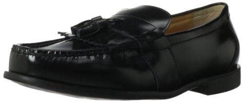 Nunn Bush Men's Keaton Slip-On Loafer,Black