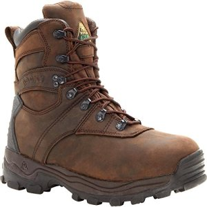 ROCKY Men's Sport Utility Eight Inch Brown-M