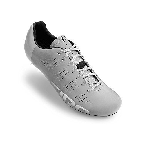 Giro Empire Acc Road Cycling Shoes Silver Reflective 42