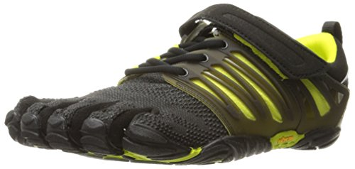 Vibram Five Fingers Men's V-Train Fitness Shoe (39 EU/7.5-8, Black/Green)