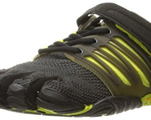 Vibram Five Fingers Men's V-Train Fitness Shoe (39 EU/7.5-8, Black/Green)