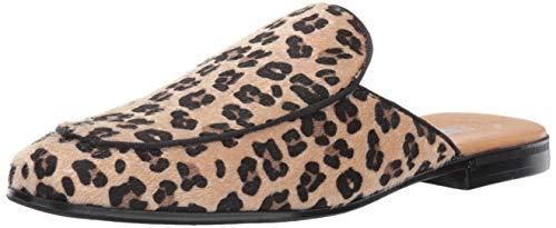 STACY ADAMS Men's Sterling Bit Slip-On Mule Loafer Leopard