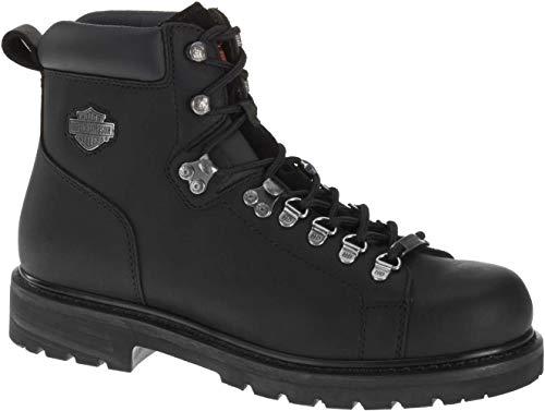 Harley-Davidson Men's Dipstick Steel Toe Boot,Black