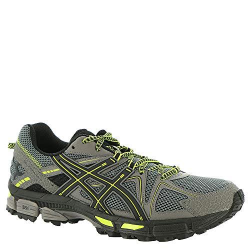 ASICS Gel-Kahana 8 Trail Running Shoes - Men's, Carbon/Black, Medium