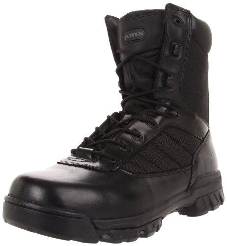 Bates Men's Ultra-Lites 8 Inches Tactical Sport Side Zip Work Boot