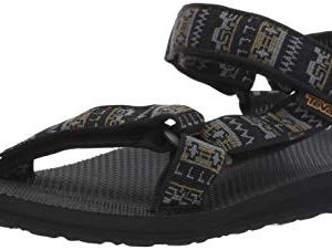 Teva Men's M Original Universal Sandal, Pottery Black/Multi