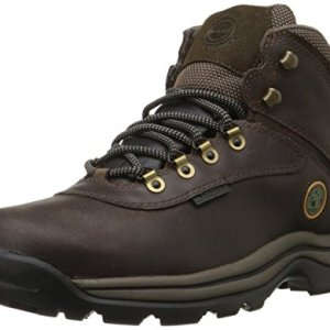 Timberland Men's White Ledge Mid Waterproof Boot,Dark Brown