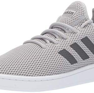 adidas Men's Court Adapt, Grey/White