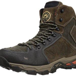 Irish Setter Men's Ravine-2880 Hunting Shoes, Gray/Black, 12 2E US