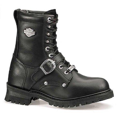 Harley-Davidson Men's Faded Glory Boot,Black